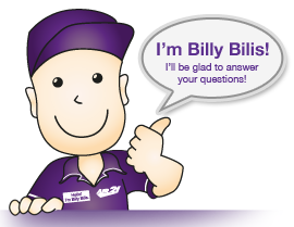 Billy Bilis FAQs